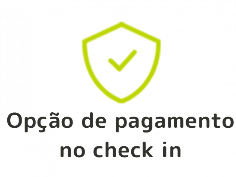 pagamento no check in